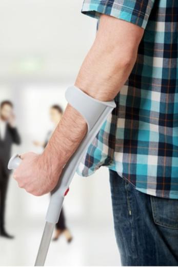 Behandlungsfehler – Therapiefehler: Beinlähmung
