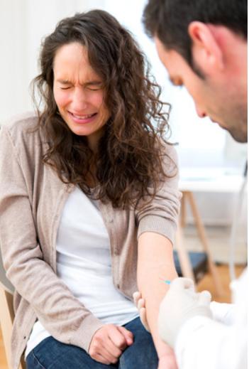 Schmerzensgeld: Doppelte Heparingabe